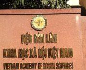 Cơ cấu tổ chức của Viện Hàn Lâm Khoa học xã hội Việt Nam