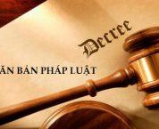Một số điểm mới trong xây dựng, ban hành văn bản quy phạm pháp luật