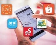 Khuyến mạihàng hóa sử dụng ứng dụng công nghệ