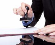 Thông báo mẫu dấu chi nhánh doanh nghiệp tư nhân