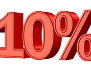 Những đối tượng hàng hóa, dịch vụ chịu mức thuế suất GTGT 10%