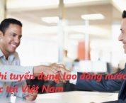 Trường hợp người lao động nước ngoài không phải xin giấy phép lao động
