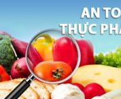 Thủ tục xin cấp giấy chứng nhận cơ sở đủ điều kiện an toàn thực phẩm
