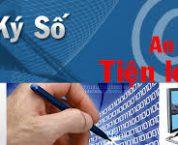 Chữ ký số theo quy định pháp luật là gì?