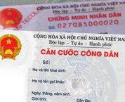 Cần làm gì khi NLĐ đổi CMND sang CCCD?