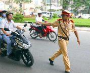 Những lỗi giao thông thường gặp đối với người điều khiển xe máy