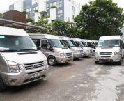 Thủ tục cấp biển hiệu ô tô vận tải khách du lịch theo quy định mới nhất