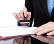Thủ tục công chứng hợp đồng giao dịch soạn thảo sẵn