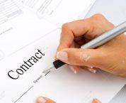 Hợp đồng thuê khoán tài sản và hợp đồng thuê tài sản