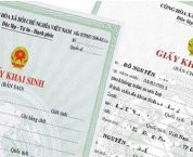 Thực hiện đồng thời thủ tục đăng ký khai sinh và nhận lại cha mẹ con