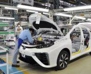 Trình tự cấp Giấy chứng nhận đủ điều kiện sản xuất lắp ráp ô tô