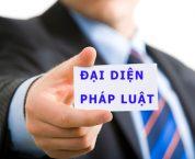 Quy định về đại diện theo pháp luật trong BLDS 2015
