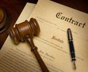 Hợp đồng theo mẫu theo quy định pháp luật hiện hành
