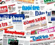 Một số vi phạm liên quan đến quy định về sản phẩm báo chí