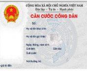 Làm thẻ Căn cước công dân tại nơi tạm trú được không?