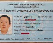 Các trường hợp được cấp thẻ tạm trú từ ngày 01/7/2020