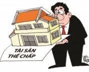 Quy định về xử lý tài sản thế chấp là quyền đòi nợ