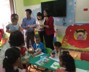 Cho phép nhóm trẻ, lớp mẫu giáo độc lập hoạt động giáo dục trở lại