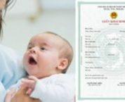 Thủ tục đăng ký khai sinh kết hợp nhận cha, mẹ, con có yếu tố nước ngoài