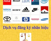 Dịch vụ đăng ký nhãn hiệu bảo hộ thương hiệu logo tốt nhất