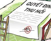 Thu hồi tài sản công khi CQNN được giao quản lý, sử dụng không tự nguyện trả lại tài sản cho NN