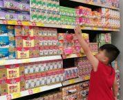 Thành lập công ty FDI nhập khẩu và bán lẻ sữa bột trên website công ty